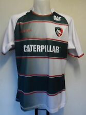 LEICESTER TIGERS 2015/16 S/S HOME JERSEY BY KOOGA SIZE ADULTS 6XL BRAND NEW