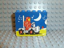 Lego ® Space Classic aufkelber astronauta azul 1x4x6 rareza k189