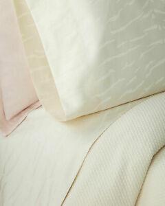 NEW Ralph Lauren King Extra Deep Fitted Sheet Olivia Mirada Cream Beige