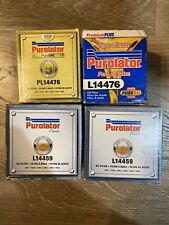 PUROLATOR PureOne PL14476, Premium L14476 and 2x Classic L14459 Oil Filters