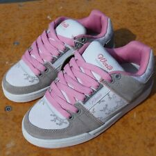 Mundo Ind ' - Zapatos - Vid - Blanco/ Gris/ Rosa - 3.5 - 4GB = Eua Wms 6