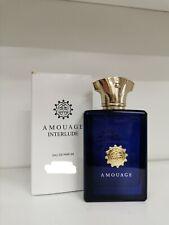 Amouage Interlude Man Profumo Di Nicchia Luxury Uomo 100 Ml Eau De Parfum