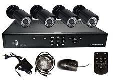 Videoüberwachung Digital Video Rekorder Set Kamera Set mit allem Zubehör NEU!!