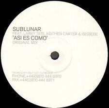 SUBLUNAR - Asi Es Como - Feat. Larry Tate , Keithen Carter , Isisbebe - Milo