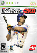 Major League Baseball 2K8 (Microsoft Xbox 360, 2008)