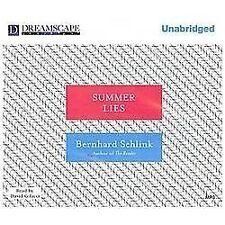 Summer Lies by Bernhard Schlink (2012, MP3 CD, Unabridged)