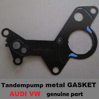Genuine metal gasket fuel vacuum tandem pump Audi VW PD 1.4TDI 1.9TDI 2.0TDI