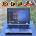 Hp Probook Laptop With Microsoft Office   Dvd Drive  Windows 10 Pro   120 Gb Ssd