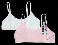 BULK Bonds 10 X Size 12/14 12 14 Girls Crop Top Sports Bra Training