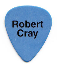Robert Cray Signature Blue Tour Guitar Pick