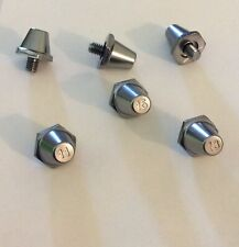 Nike SG Pro (11,13,15mm) Single Replacement Stud/Cleat gray metal Soft Ground