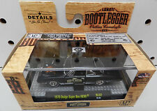 1970 DODGE BOYS SCAT PACK SUPER BEE CORONET BLACK BOOTLEGGER 9,800 BL02 16-26 M2