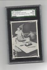 1964 Donruss Voyage to the Bottom of the Sea #49 SGC 92 near mint-mint+