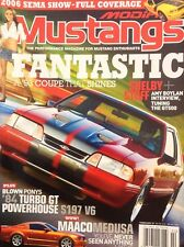Modified Mustangs Magazine '93 Coupe & Shelby February 2007 032518nonrh