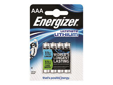 Energizer Ultimate Lithium Lr92 AAA Micro Batter