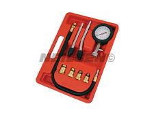 NEILSEN PETROL ENGINE COMPRESSION TESTER SET with ADAPTORS TEST KIT