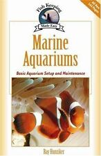 Marine Aquariums: Basic Aquarium Setup And Maintenance (Fish Keeping-ExLibrary