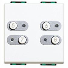 BTICINO LIGHT ESPANSIONE ANTIFURTO 8 ZONE  N4603/8