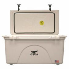 ORCA ORCW075 Roto-Molded Cooler, 75 qt, Up To 10 Days Ice Retention Time,