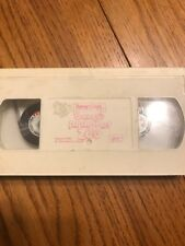 VHS 📼 Tape Only Barney's Alphabet Zoo Ships N 24h