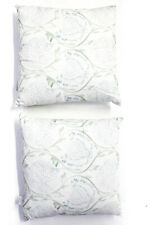 Cloth & Company Square Floral Decorative Pillows Lot 2