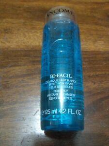 Lancome Bi - Facial  Instant Cleanser  125ml Sensitive Eyes