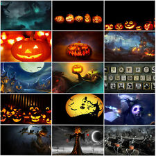 Halloween Party Backdrop Cloth Photography Background