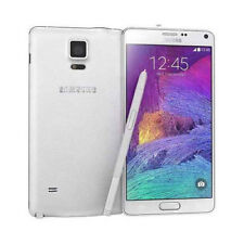 "5.7"" Samsung Galaxy Galaxy Note4 N910T - 4G Android Mobile Phone - Frosted white"