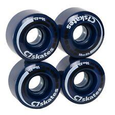 C7skates 83A PU 58x32mm Quad Roller Skate Wheels- Pack of 4