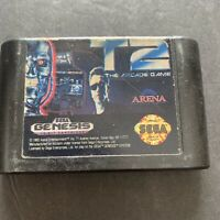 T2: The Arcade Game (Sega Genesis, 1992) Cartridge Only-TESTED /WORKING!