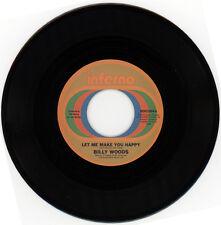 """Billy Woods """"Déjame hacerte feliz"""" impresionante Soul del norte/años 70! escucha!"""