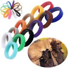☞ 12 Farbe Welpen ID Halsband Welpenhalsband Halsbänder für Katzen Hunde Katzen