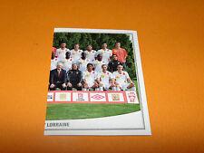 315 EQUIPE PART 2 AS NANCY LORRAINE ASNL PANINI FOOT 2011 FOOTBALL 2010-2011