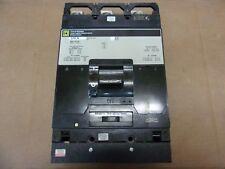 Square D Mal Mal36350 3 pole 600v 350 Amp Circuit Breaker Gray Label Flaw Ur