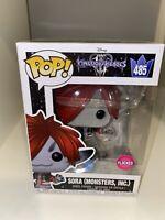 Funko Pop! - SORA (Monsters, Inc) Flocked 485 - Disney Kingdom Hearts +Protector