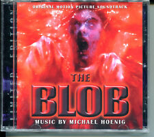 Michael Hoenig THE BLOB Limited Edition OOP SCORE Tangerine Dream SEALED CD