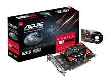 ASUS Radeon RX 550 2G GDDR5 DP HDMI DVI AMD Graphics Card (RX550-2G)