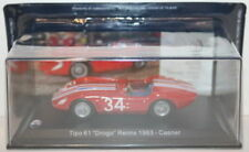Voitures, camions et fourgons miniatures Tipo pour Maserati 1:43