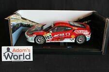 Hot Wheels Elite Ferrari F430 Challenge 2006 1:18 #102 Ange Barde (SUI) (PJBB)