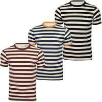 Farah Mens T-Shirt 'Belgrove Stripe'