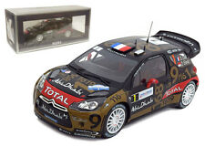 Norev Citroen DS3 WRC French Rally 2013 - Sebastian Loeb 1/18 Scale