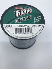Berkley Trilene Big Game 25 LB Test 595 YD STEEL BLUE BGQS25C-SB 1121100