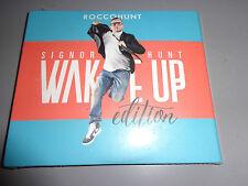 2 DOPPIO CD ROCCO HUNT SIGNOR HUNT WAKE UP EDITION TV SORRISI E CANZONI