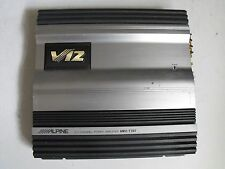 Old School Alpine V12 MRV-T707 2/1-Channel Car Amp