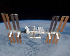 INTERNATIONAL SPACE STATION STS-119 MISSION 8X10 PHOTO