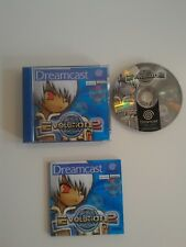 Evolution 2 PAL Sega Dreamcast RARE NO MARIO ZELDA NO NINTENDO FIFA 19