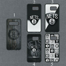 Brooklyn Nets Phone Case For Samsung Galaxy S21 S20 S10 S9 Note 20 10 9 8 Cover