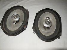 """Jensen XS1683 Car Auto 40 Watt 6""""x8"""" triaxial (3way) speaker"""