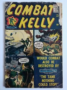 Combat Kelly (1951) #44 - Fair - Last issue
