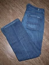 7 for All Mankind Size 29 Womens High Waist Boot Cut Jeans